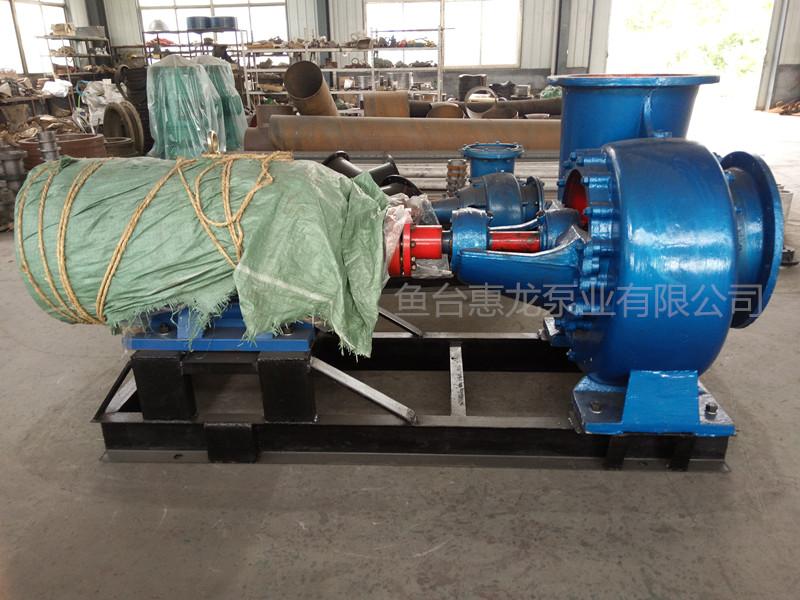 500HW混liu泵总装图