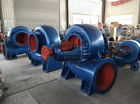 HW-S混流泵